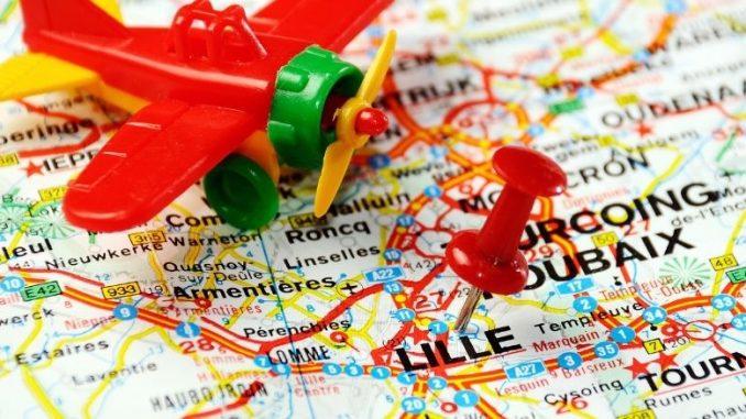 Vieux Lille Plan